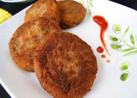 Recipe- Veg Cutlets are Perfect Tea Time Snack