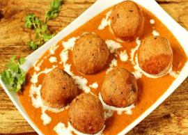 Recipe- Make Your Evening Delicious With Veg Kofta Curry