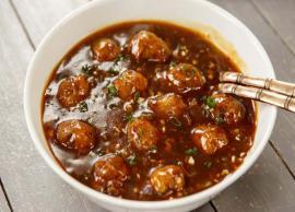 Recipe- Try Indo Chinese Dish Veg Manchurian