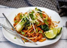 Recipe- Vegan Pad Thai are Perfect Weeknight Meal