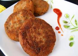 Recipe - Know How to Cook 'Vegetable Cutlet'