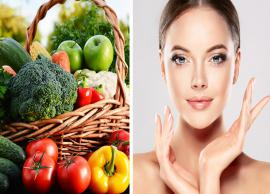 Veggies That are Your Best Skin Care Buddy