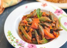 Recipe- Restaurant Style Vegetable Jalfrezi