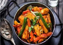 Recipe- Just Like Restaurant You Can Also Cook Vegetable Jalfrezi at Home