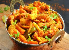 Recipe- Popular Restaurant Dish Vegetable Jalfrezi
