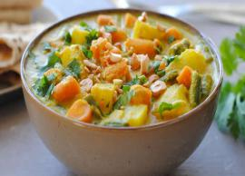Recipe- Try This Tasty Vegetable Korma Curry