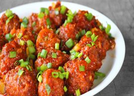 Recipe- Easy To Make Vegetable manchurian