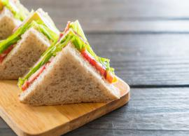 Recipe- Easy and Yummy Vegetable Sandwich