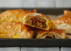 Recipe- Vegetarian Curry Puffs are Perfect for Tea Breaks