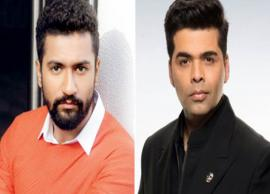 Vicky Kaushal to star in Karan Johar's horror comedy