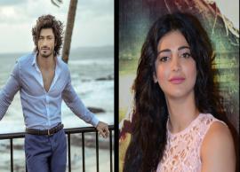 Shruti Haasan To Star Opposite Vidyut Jammwal in Mahesh Manjrekar Film