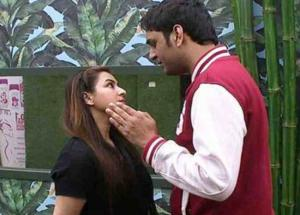 Bigg Boss 11 Controversy King and Queen of House Broke a Big Rule of House During Fight