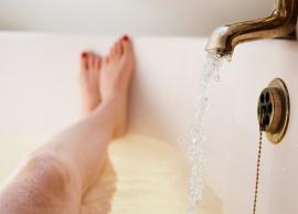 5 Amazing Beauty Benefits of Taking Vinegar Bath