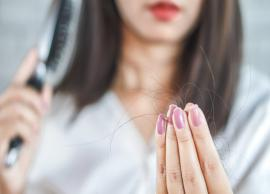 List of 10 Vitamins To Help You Control Hair Fall
