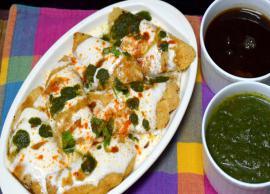 Navratri Special- Specially For Vrat Dahi Gujiya