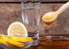 Health Benefits of Warm Water With Lemon and Honey