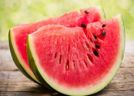 5 Beauty Benefits of Eating Water Melon Regularly