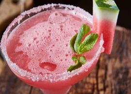 Recipe- Summer Special Jewel's Watermelon Margaritas