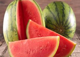 6 Amazing Ways To Use Watermelon for Skin Care