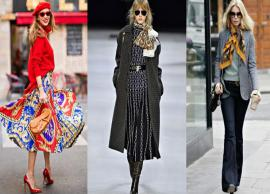 5 Stylish Ways To Carry Your Scarf