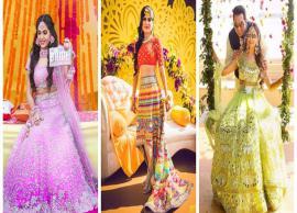 5 Dresses To Flaunt This Wedding Season