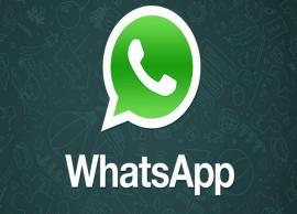You can buy health insurance via WhatsApp soon