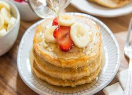 Recipe- Healthy and Yummy Wheat Pancakes