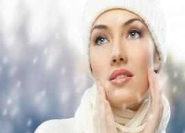 10 Home Remedies To Help You Get Glowing Skin During Winters