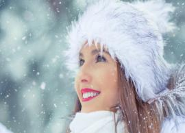 8 Ways To Take Care of Your Skin This Winters