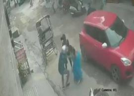 VIDEO- Woman Fighting Snatchers Goes Viral