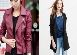 4 Type of Jacket Every Women Must Own