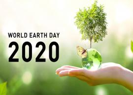 Earth Day 2020- PM Modi and Other Leaders Spread Awareness on World Earth Day