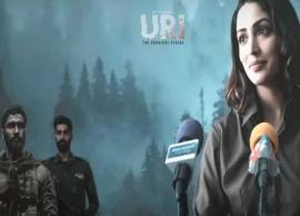 Feeling of patriotism doesn't always need to be vocal, says Yami Gautam on 'Uri' success