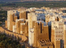 Iconic Story of The Manhattan of The Desert, Yemen Ancient Skyscraper City