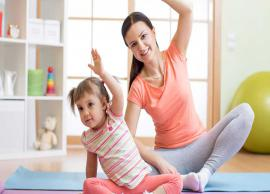 7 Health Benefits of Yoga For Toddlers