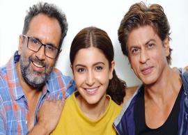 Shah Rukh Khan Misses Anushka Sharma on The Sets of Zero