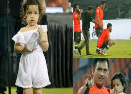 Rape Threats To 5 Year Old Ziva Dhoni, Oppositon Leaders Lash Out at Modi Govt