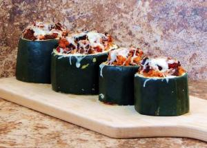 Recipe - Zucchini-Tomato Cups For Perfect Weekend