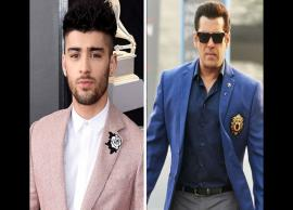 Zayn Malik impresses with his version of 'Allah Duhai Hai' from Race 3