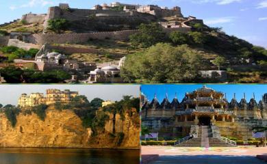 Rajasthan Triangle Jaipur, Udaipur, and Jodhpur
