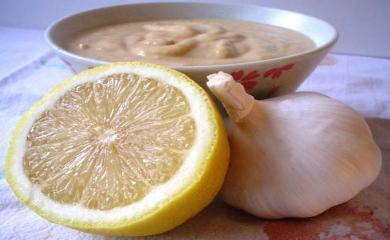 Lemon Garlic Dip
