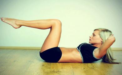 6 Kinds of Crunches for Perfect Abs