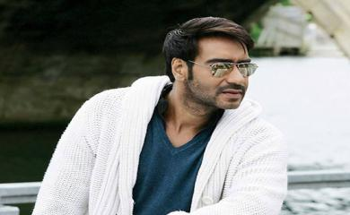 Ajay Devgan To Romance With South Indian Actress