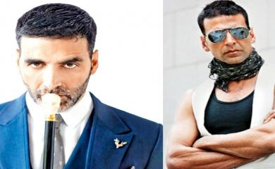 13 looks of Akshay Kumar from His Movies