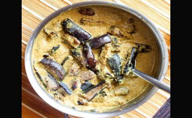Recipe- Bharta Baigan in Hyderabadi Style
