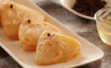 Celebrate Bhai Dooj With Baked Badam Puri