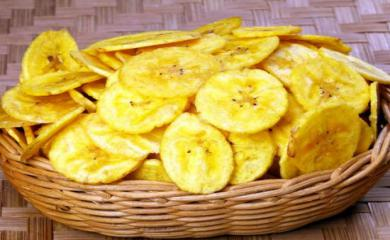Navratri Special- Try Banana Chips For Fast