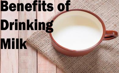 5 Benefits of Drinking Milk