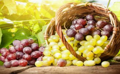 5 Wonders Grapes are Doing to Your Hair and Skin,