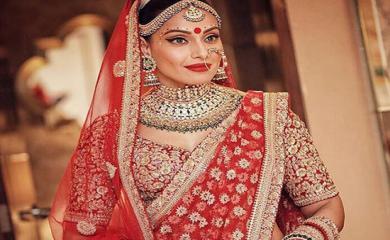 5 Trending Bridal Blouse Designs